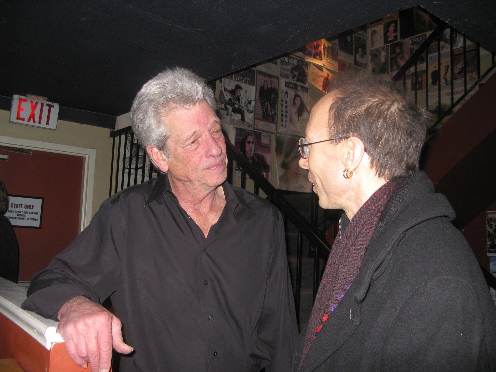 John Hammond Jr. Concert; Feb. 19, 2011